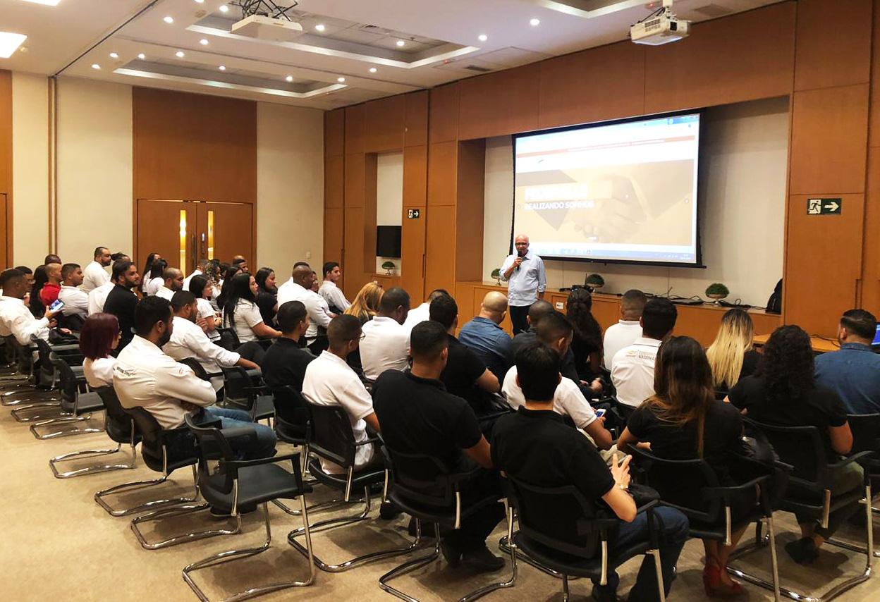 Federalle Negócios - 2º Workshop no Rio de Janeiro